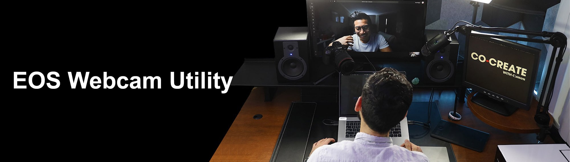 Utility beta webcam eos