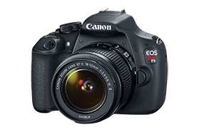 Canon rebel t5 manual