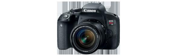 Eos Rebel T7i Eos Camera Canon Latin America