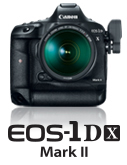 EOS 1DX Mark II
