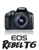 EOS Rebel T6