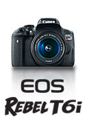 EOS Rebel T6i