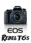EOS Rebel T6s
