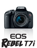 EOS Rebel T7i