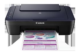 339a3fdee62 PIXMA E402. Impresoras Multifuncionales de Inyección de Tinta ...