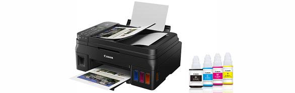 PIXMA G4110: Built-In Ink Tanks Printer: Canon Latin America