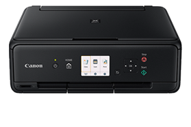 PIXMA TS5010, printer, wireless, mobile, scanner, home, inkjet, all-in-one, touchscreen, NFC, dvd print, sd card