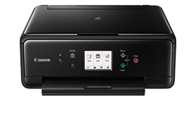 PIXMA TS8010, printer, wireless, mobile, scanner, home, inkjet, all-in-one, touchscreen, NFC, dvd print, sd card