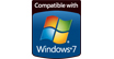 Windows 7 Compatible : Compatible with Microsoft Windows 7