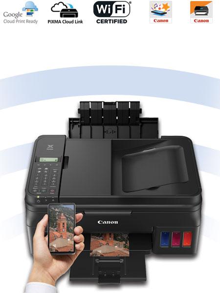 4c1eba2ad95d Sistema de tinta integrado de PIXMA  Hogar y Officina  Canon Latin ...